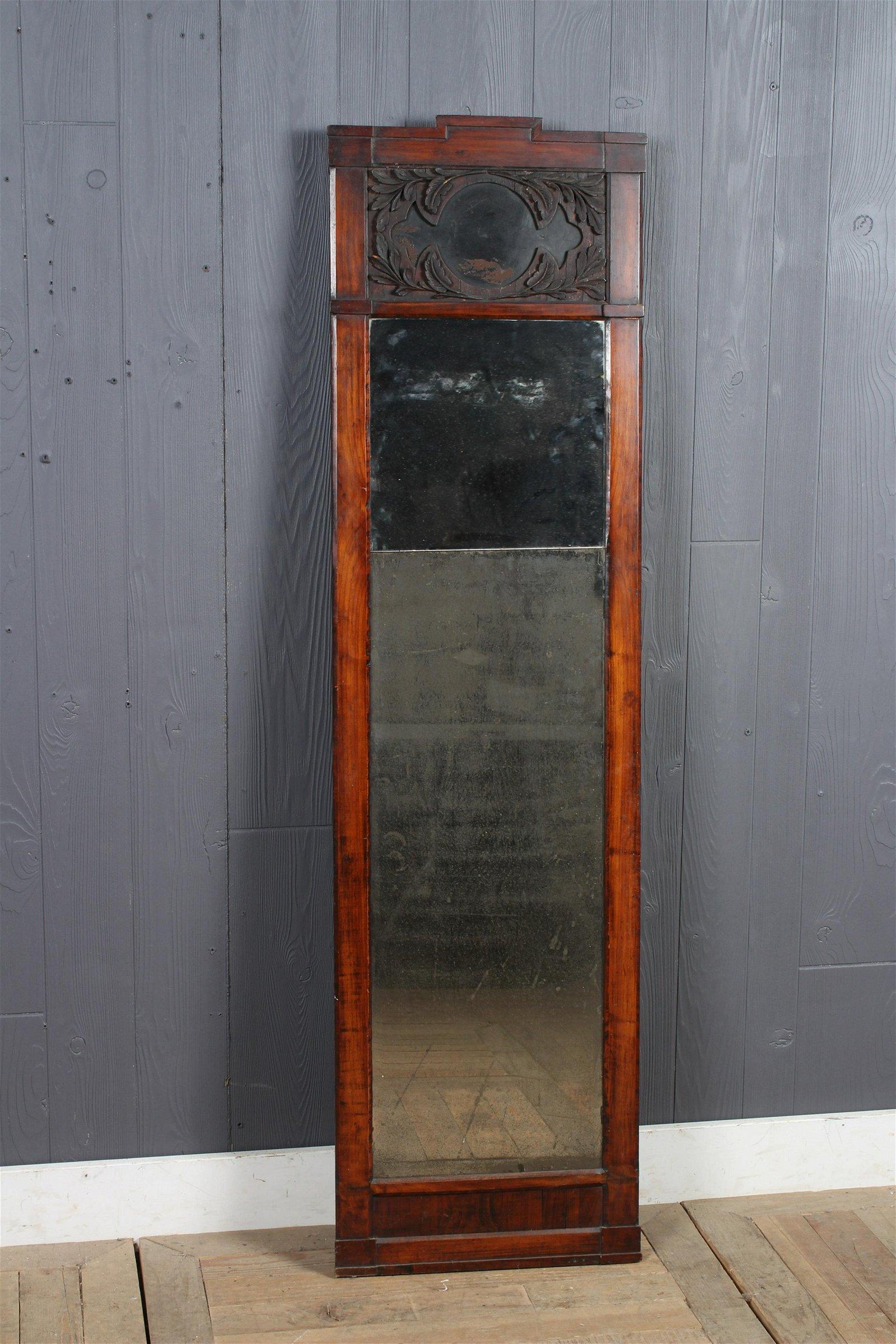 19th C Neoclassical Mirror