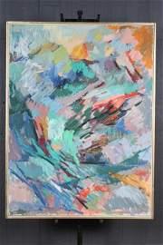 Hyde Solomon Mountain Landscape II Painting