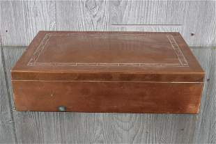 Wendell August Forge Copper Clad Humidor