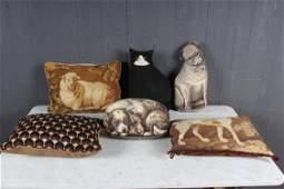 Decorator's Lot Pillows