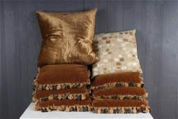 Decorator's Lot Down Filled Pillows