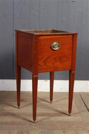 Federal Style Cellarette Stand