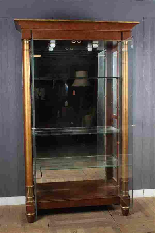 Ferguson Copeland Labeled Empire Display Cabinet
