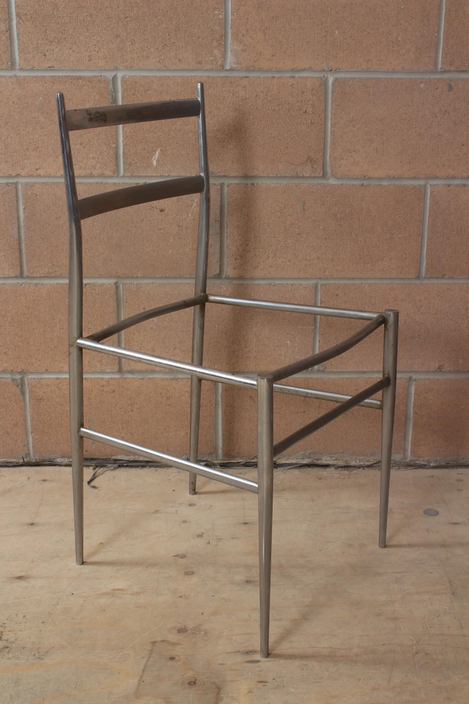 Gio Ponti Style Chair Frame