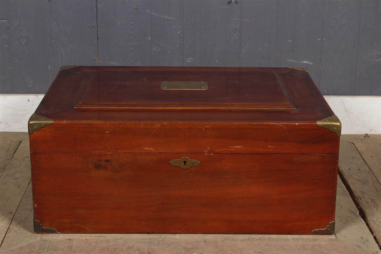 Campaign Document Box