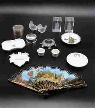Assorted Decorative Pieces