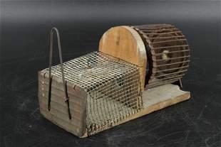 Antique Salesman Sample Mouse Trap