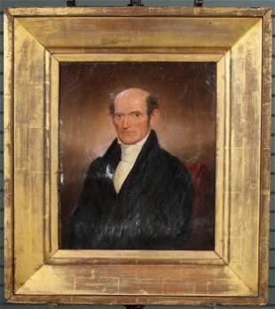 19th C Legacy Portrait Painting