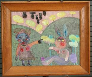 David Tinsley Clarks Summit Pennsylvania Painting
