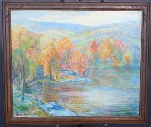 Thomas Herbert Smith Oil on Canvas