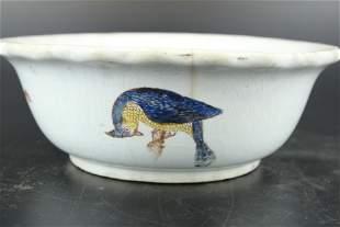 Royal Ironstone China Anchor Pottery Bowl