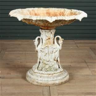 Fiske Style Egret 3 Piece Fountain