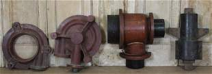 4 pc Large Scale Industrial Mold Lot