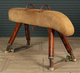 Vintage Pommel Horse