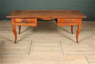 18th Century French Bureau Plat/ Desk