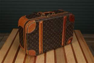 Good Vintage Louis Vuitton Suitcase