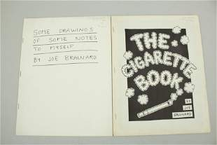 A Pair of Signed Joe Brainard Publications