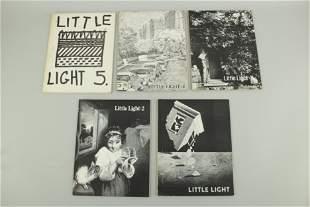 Little Light Poetry Zine Issues 1-5 1980-1982