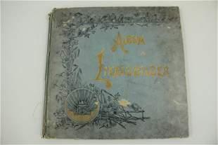 Album fur Liebig-Bilder 144 cards