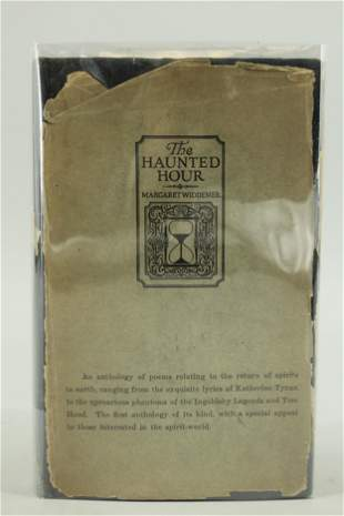 The Haunted Hour by Margaret Widdemer in DJ