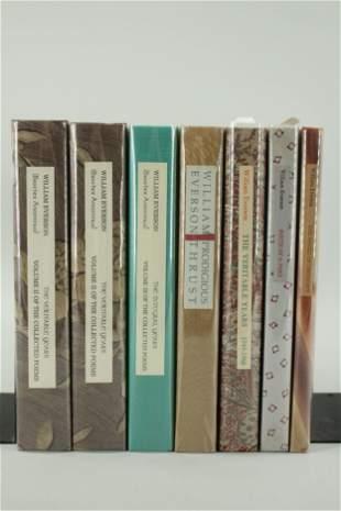 7 Books by William Everson, Black Sparrow Press