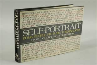 Self-Portrait Book People 5 signed
