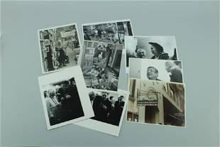 Collection Gotham Book Mart Photographs, Steloff