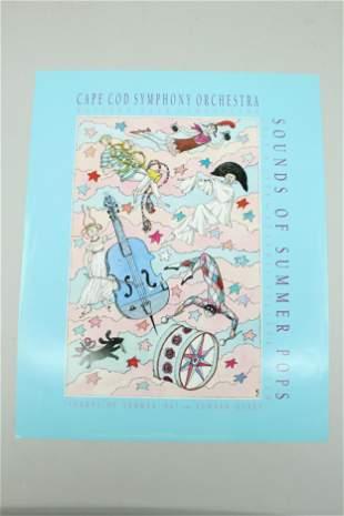 Sounds of Summer Pops '96 Poster