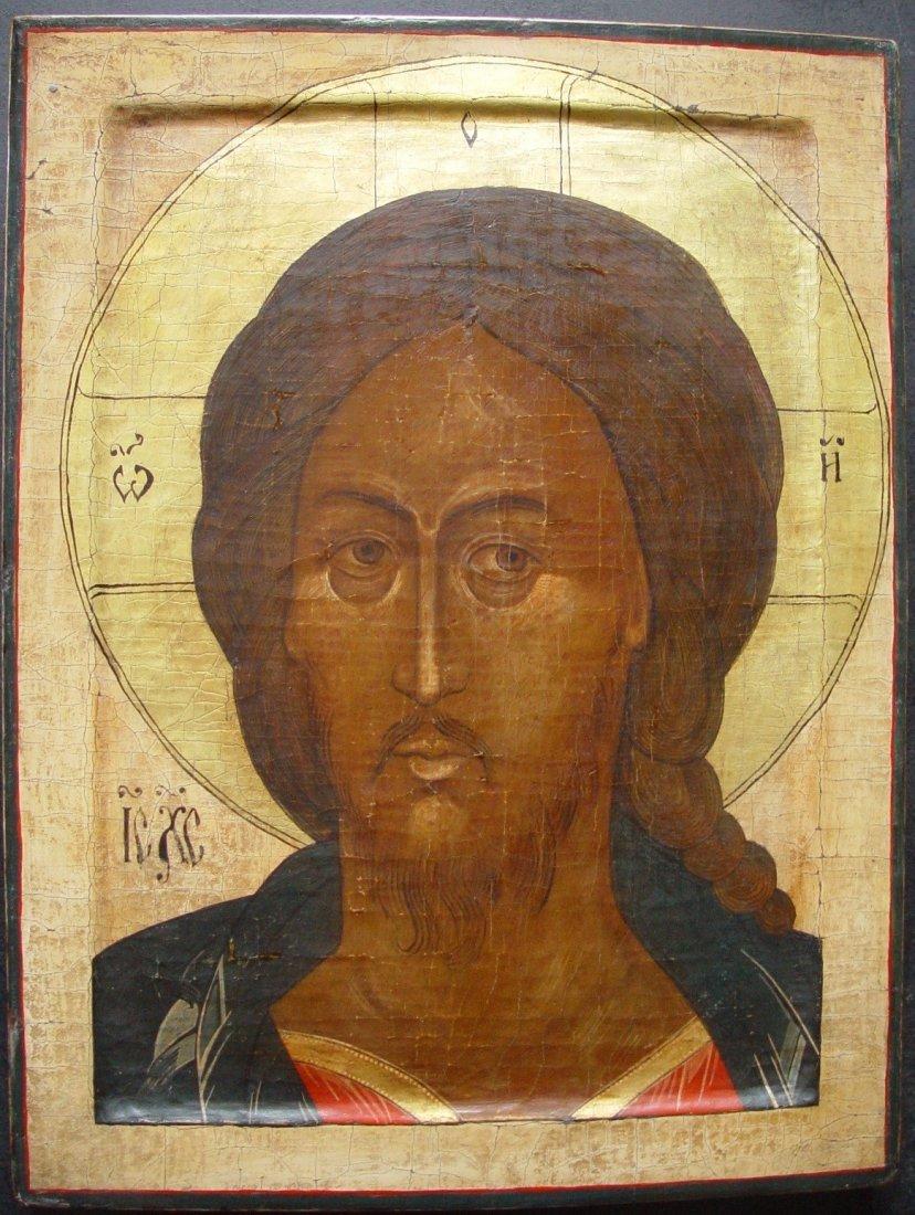 Christ, 18th century, Russian Icon