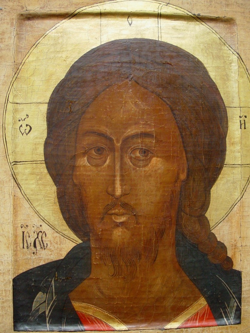 Christ, 18th century, Russian Icon - 2