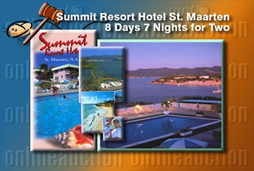 3: SUMMIT RESORT, ST MAARTEN, NETHERLANDS, ANTILLES