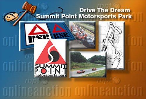 10: SUMMIT PT MOTORSPORTS PARK DRIVE THE DREAM