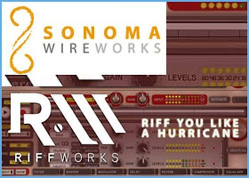 14: RIFFWORKS RECORDING SOFTWARE/ONE YR SUBSCRIPTION