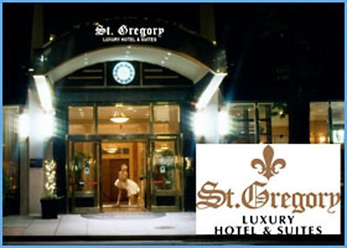 19: ST GREGORY HOTEL/SUITES, WASHINGTON DC