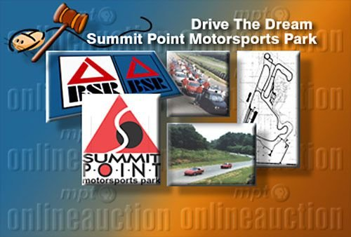 107: SUMMIT PT MOTORSPORTS PARK DRIVE THE DREAM