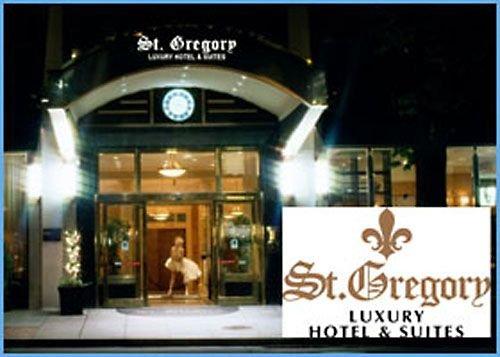 116: ST GREGORY HOTEL/SUITES, WASHINGTON DC