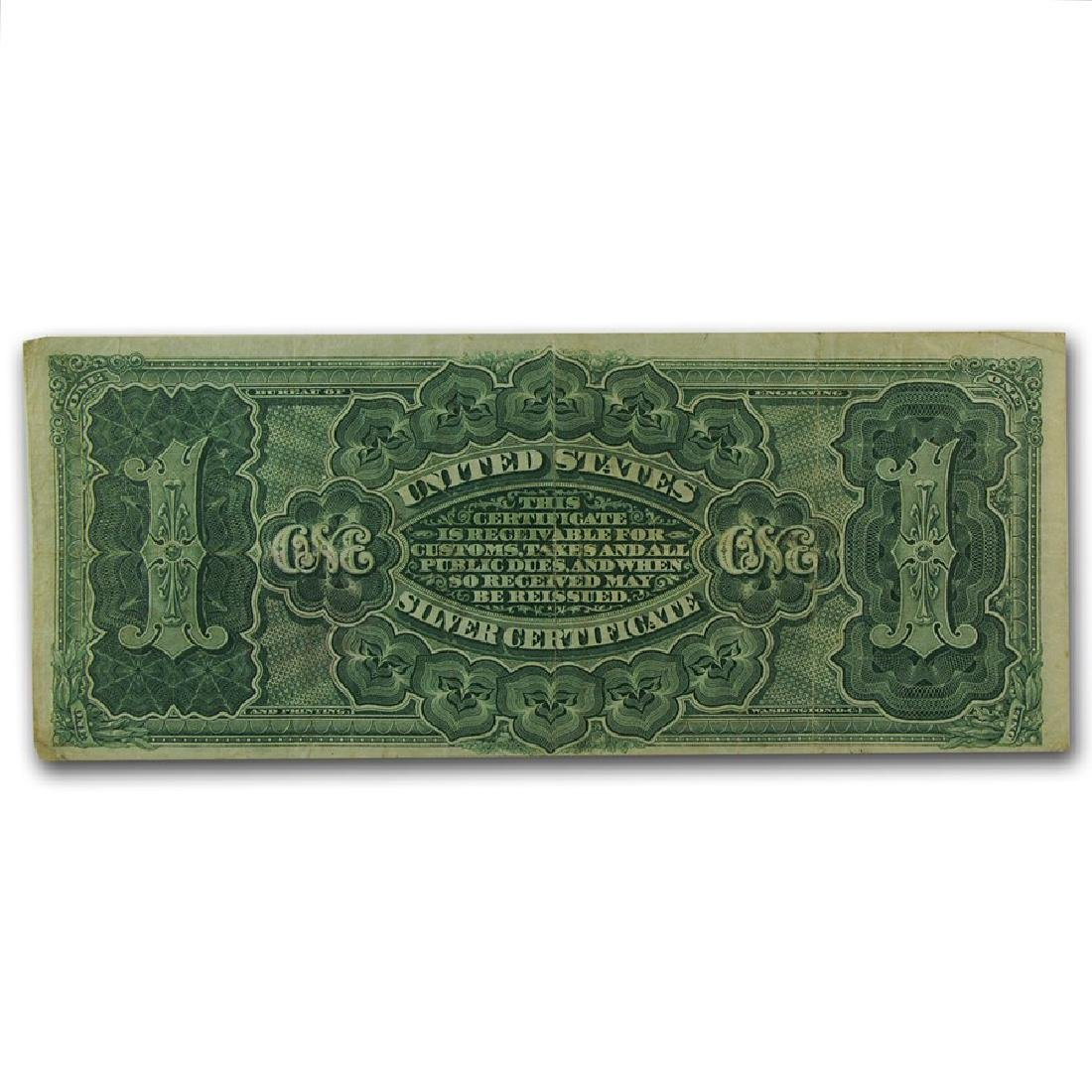 1886 $1 Martha Washington Silver Certificate - 2