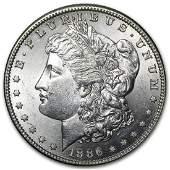 1886S 1 Morgan Silver Dollar Coin