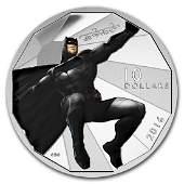 2016 10 Canada 12 oz Batman Silver Coin