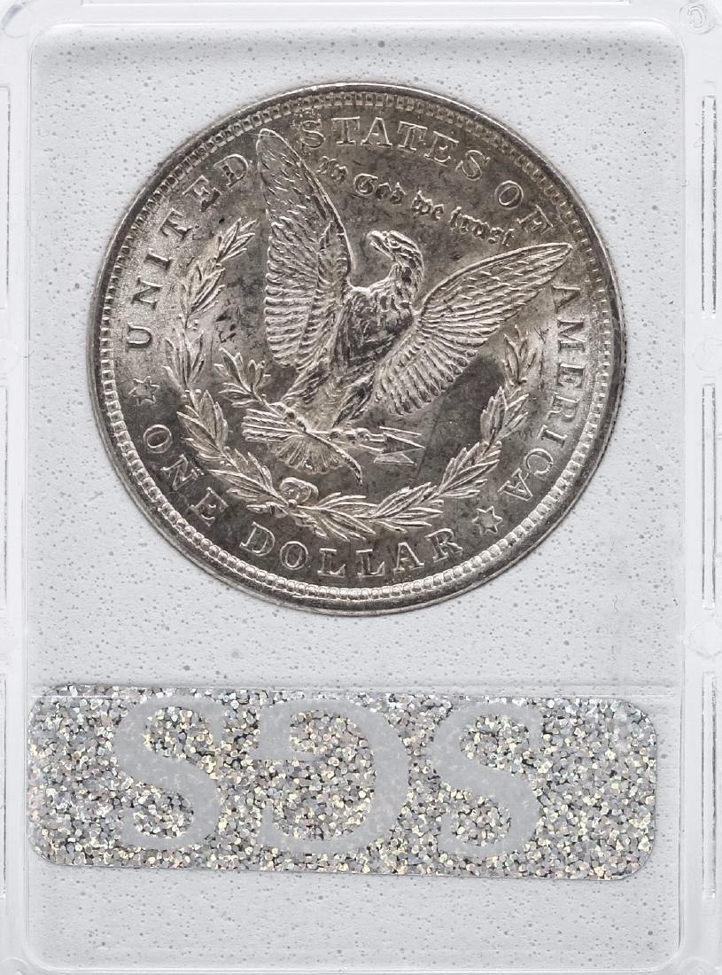 1921-P $1 Morgan Silver Dollar Coin - 2