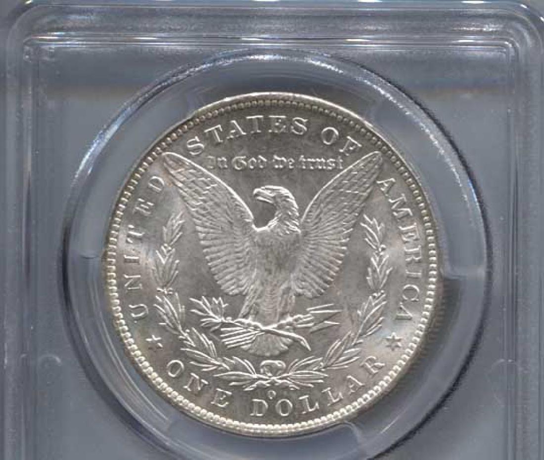 1883-O $1 Morgan Silver Dollar Coin PCGS MS64 - 2