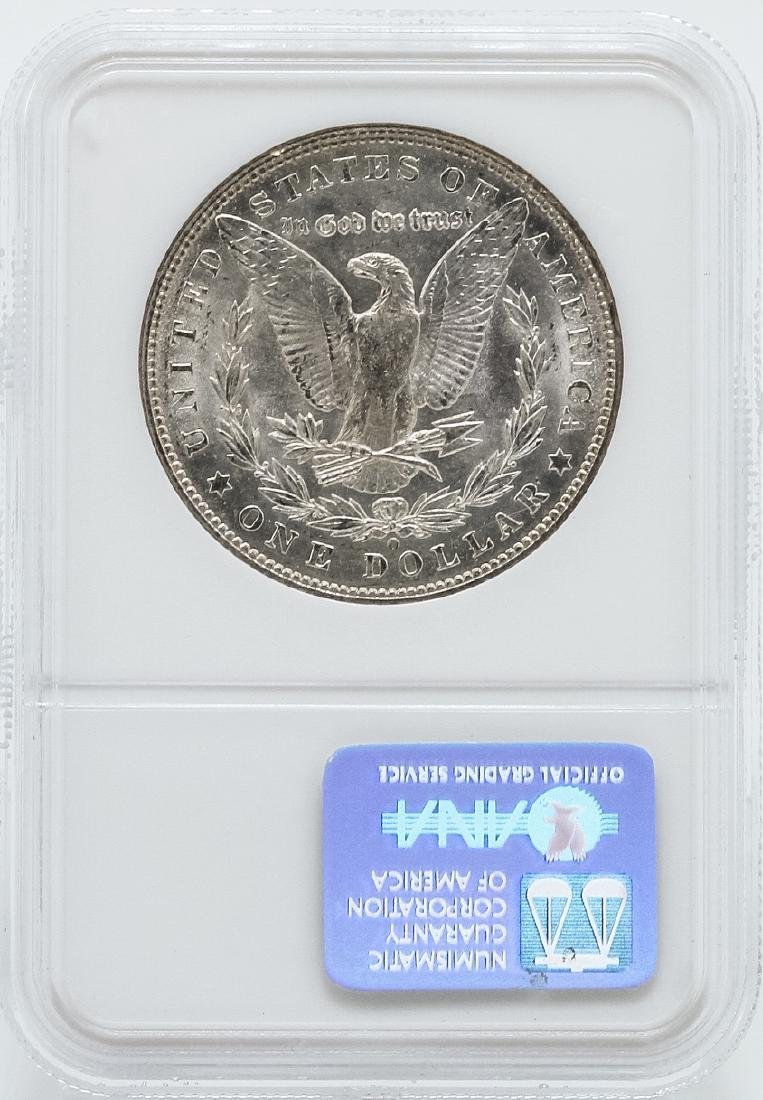 1902-O $1 Morgan Silver Dollar Coin NGC MS64 - 2