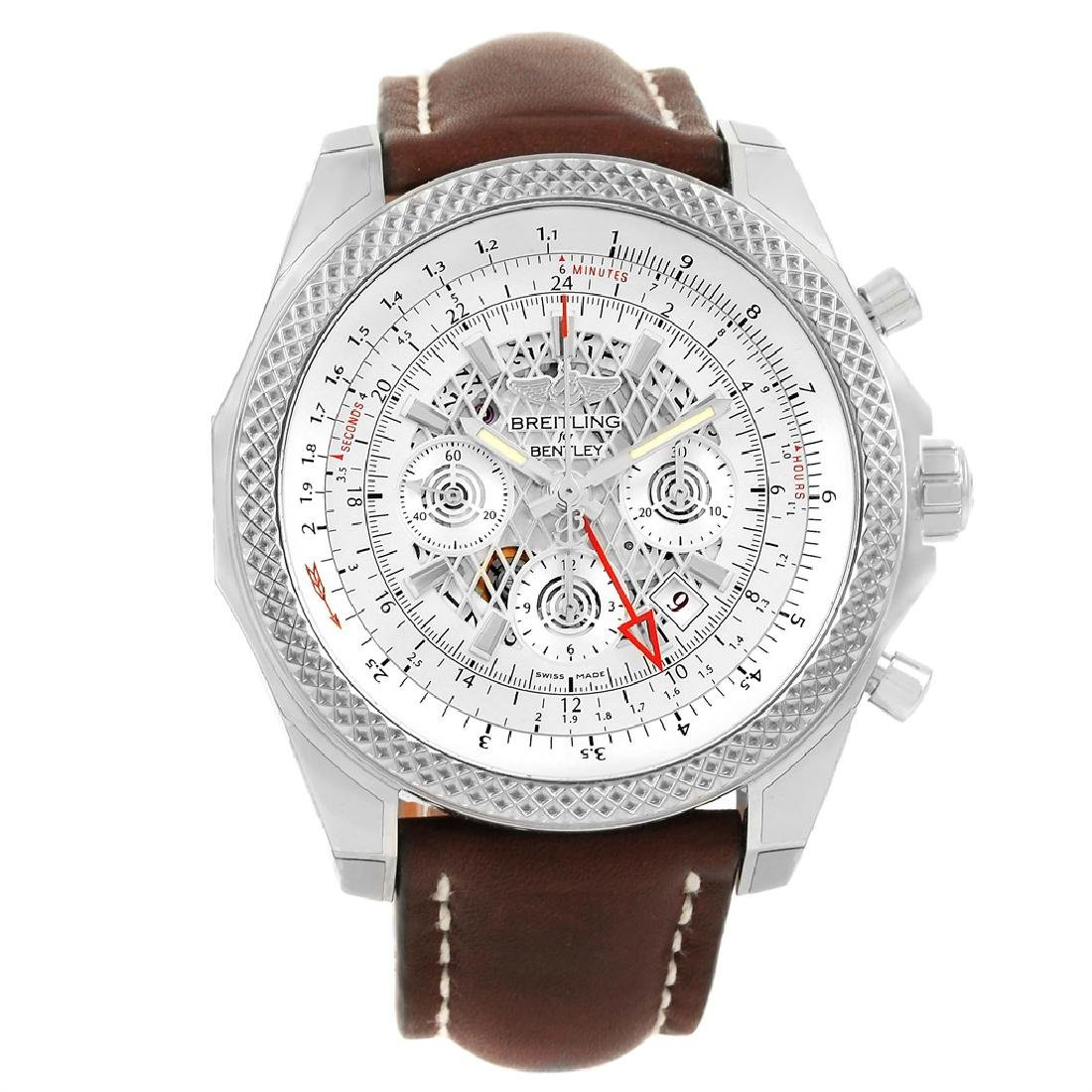 Breitling Bentley GMT Chronograph Mens Wristwatch