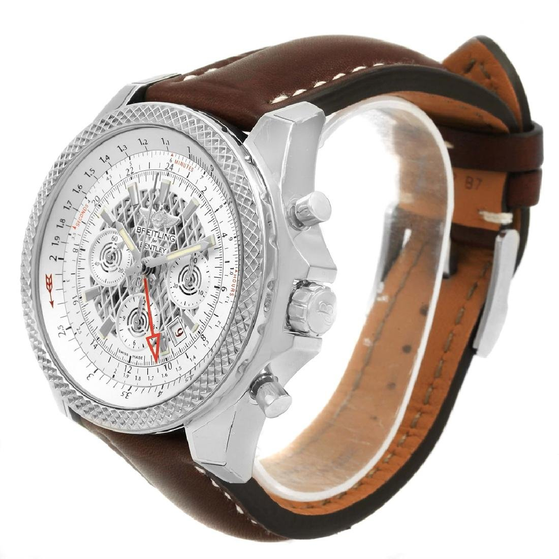 Breitling Bentley GMT Chronograph Mens Wristwatch - 3