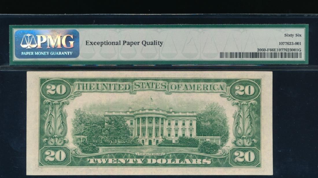 1950A $20 Atlanta Federal Reserve Note PMG 66EPQ - 2