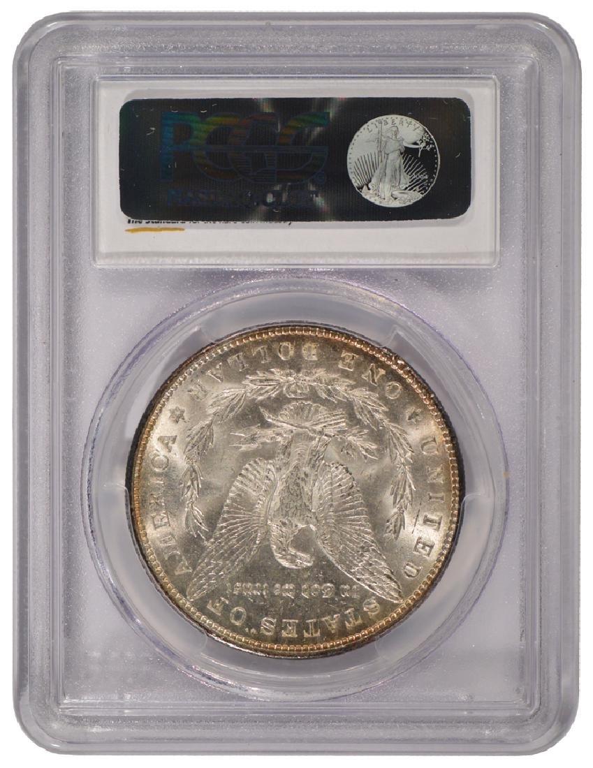 1900 $1 Morgan Silver Dollar Coin PCGS MS65 - 2