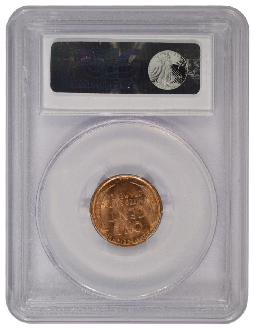 1909 VDB Lincoln Cent PCGS MS64RD - 2
