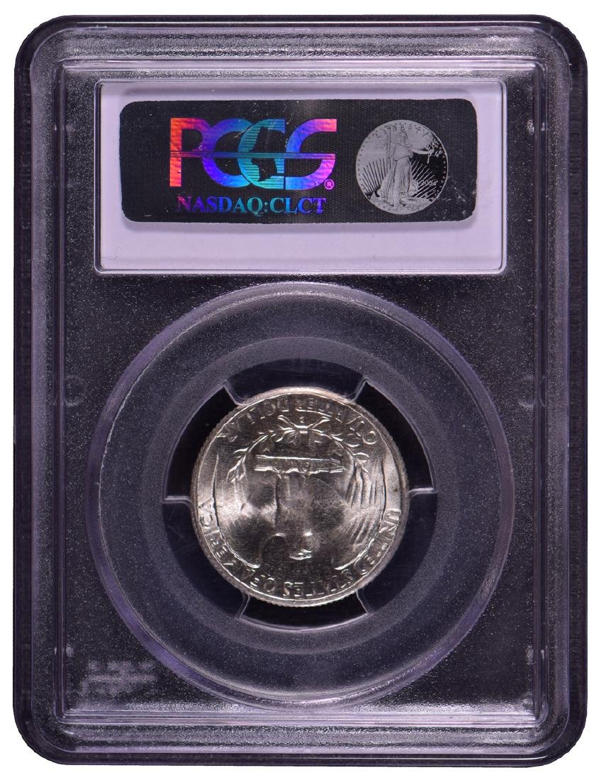 1946-D Washington Quarter Coin PCGS MS66 - 2