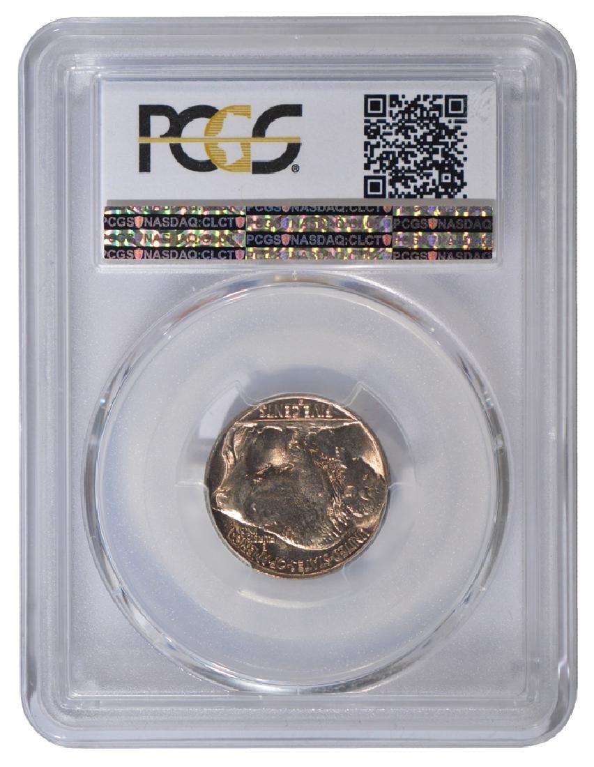 1938-D/S Buffalo Nickel PCGS MS66 - 2