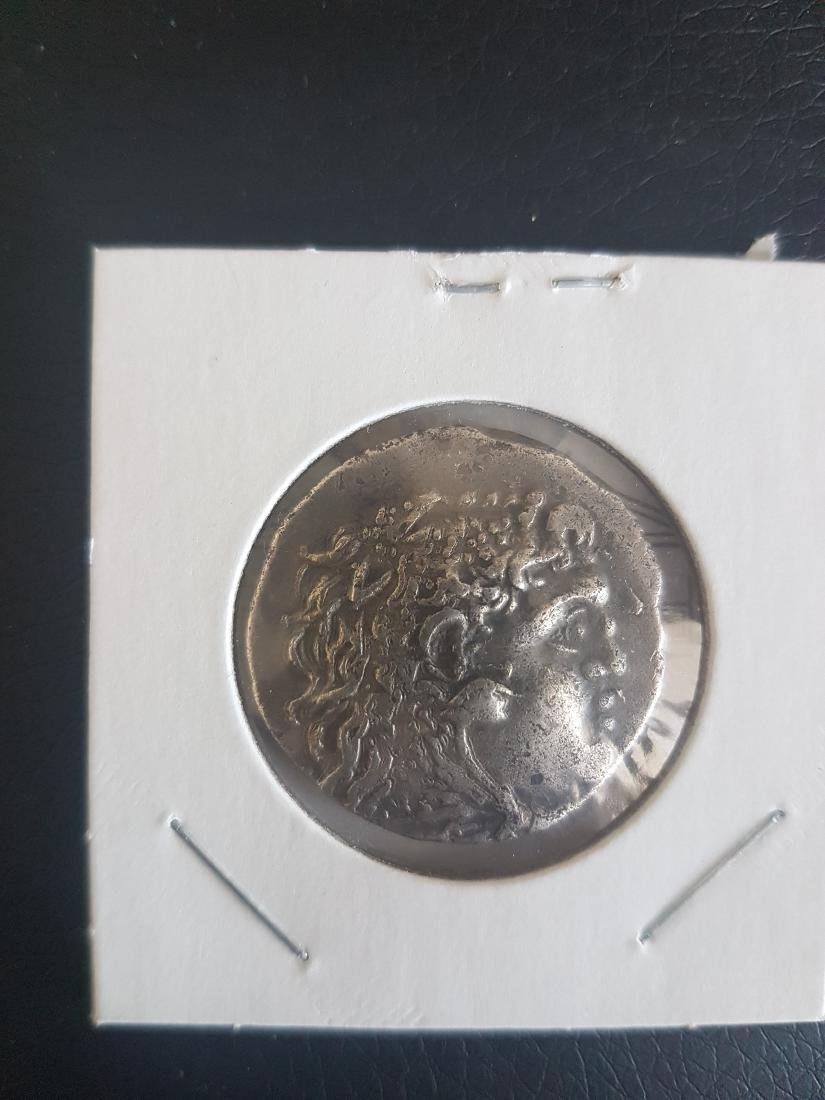 Ancient Greece Thrace Nessembria Silver Coin